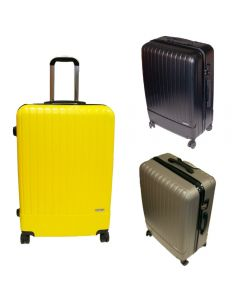 large suitcase with wheels
