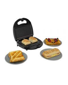 toastie waffle panini maker
