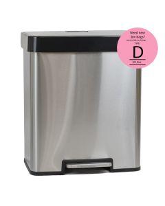 large kitchen recycling bin